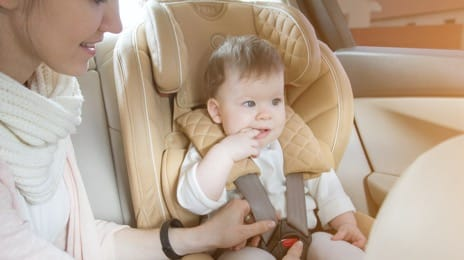 Car seats and accessories