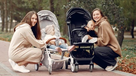 Baby strollers and accessories