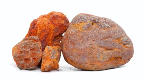 Metallurgical raw materials and supplies