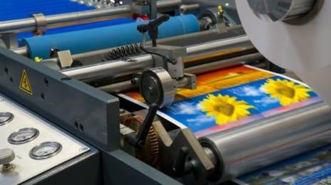 Полиграфическое оборудование, материалы для печати