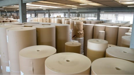 Pulp, paper and cardboard manufacturing equipment