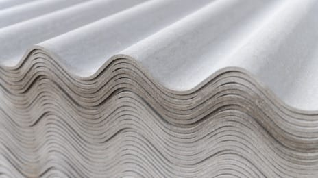 Asbestos products and materials