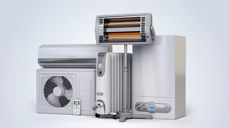 Climate control appliances