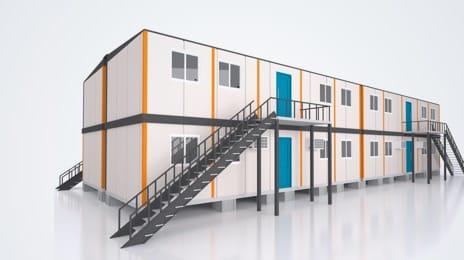 Модульные и мобильные здания